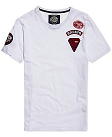 Superdry Men's Badges T-Shirt