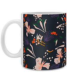 Deny Designs Holli Zollinger Pattern Seville Garden Coffee Mug