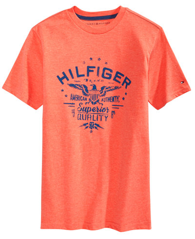 Tommy Hilfiger Graphic-Print T-Shirt, Toddler Boys