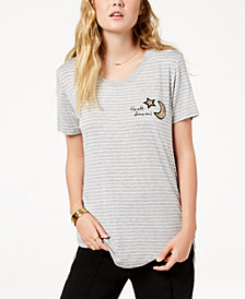 True Vintage Embellished Graphic T-Shirt