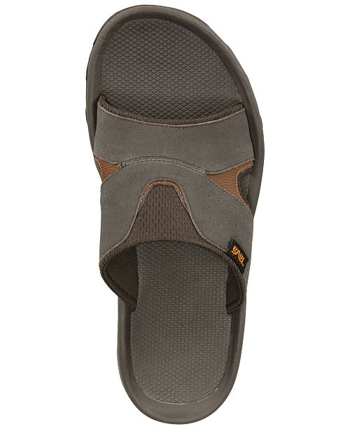 cb105ed02 Teva Men s Katavi 2 Water-Resistant Slide Sandals   Reviews - All ...