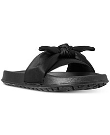 Nine West Big Girls' Bryndah Slide Sandals from Finish Line
