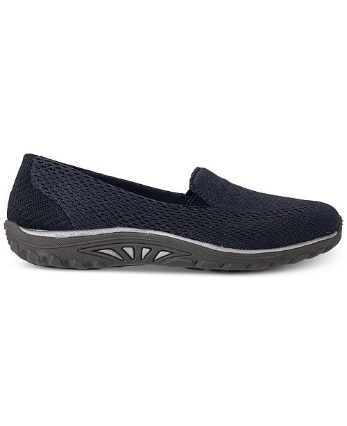 Skechers Women's Relaxed Fit: Reggae Fest - Willows Slip-On Walking Sneakers from Finish Line VAu3hYdNh