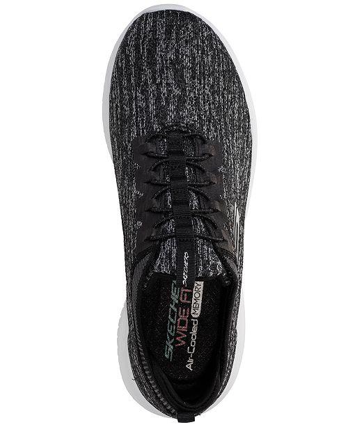 d3750b7228df ... Skechers Women s Ultra Flex - Bright Horizon Wide Width Walking Sneakers  from Finish ...