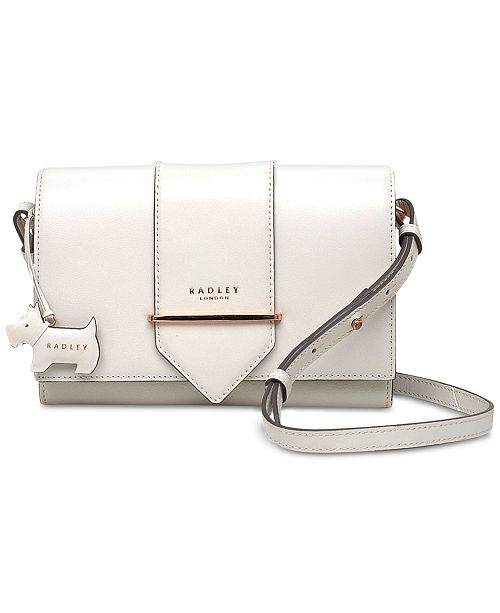 5fe1cd1fcd98 Radley London Palace Street Flapover Leather Crossbody - Handbags ...