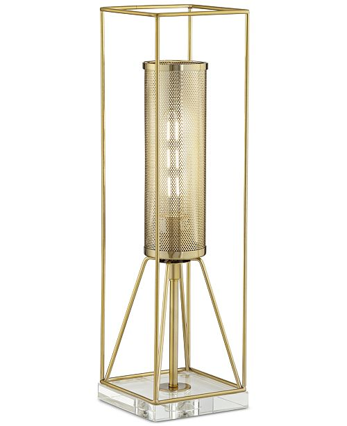 Kathy Ireland Pacific Coast Welcome Home Table Lamp