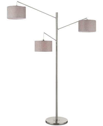 Lite source sloane 3 light floor lamp lighting lamps home macys lite source sloane 3 light floor lamp aloadofball Gallery