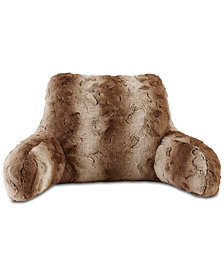 Madison Park Zuri Faux-Fur Backrest