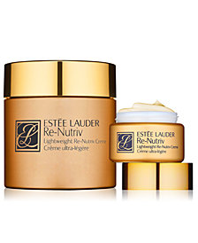 Estée Lauder Re-Nutriv Lightweight Re-Nutriv Creme Collection