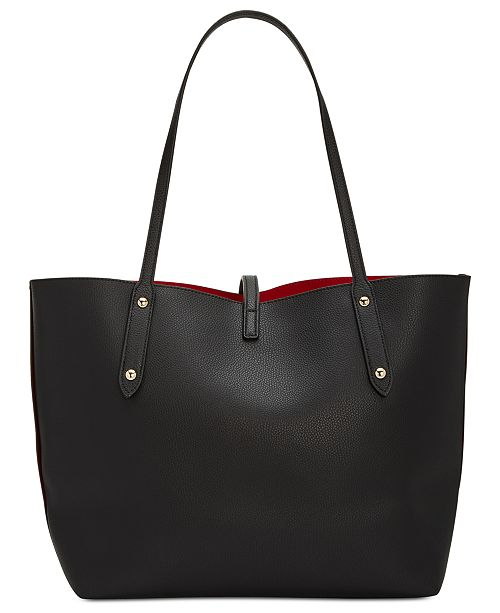 57035472e5 COACH Market Tote in Polished Pebble Leather   Reviews - Handbags ...