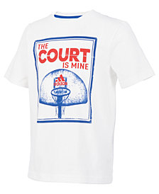 adidas Future Sport-Print Cotton T-Shirt, Little Boys