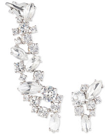 Marchesa Crystal Mismatch Earrings