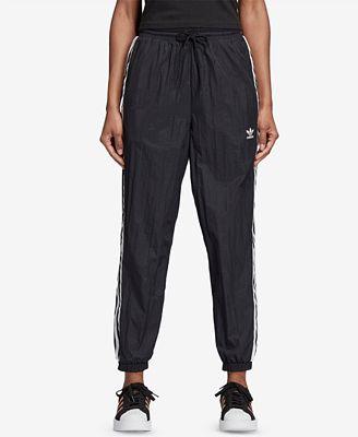 Adidas Garden Print reversible Track Pants Pantalones & Capris, pantalones de las mujeres