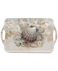 Pimpernel Beach Prize Large Melamine Handled Tray