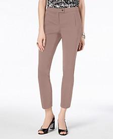 Tummy-Control Slim-Leg Pants, Created for Macy's