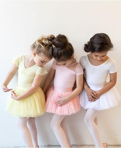 ee60bdf7de ... Flo Dancewear Diamante Leotard & Tutu, Little Girls & Big Girls ...