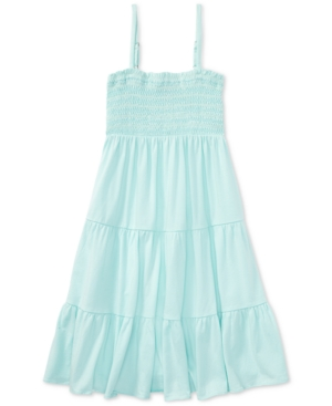 Polo Ralph Lauren SmockedBodice Dress Big Girls