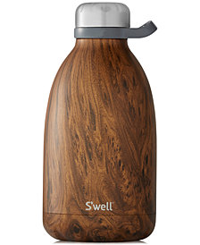 S'Well® 64-Oz. Teakwood Roamer Bottle