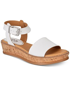 Lucca Lane Kameron Platform Wedge Sandals