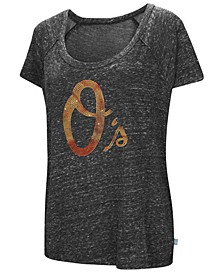 Women's Baltimore Orioles Outfielder T-Shirt