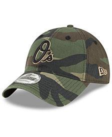 New Era Baltimore Orioles Camo Core Classic 9TWENTY Cap