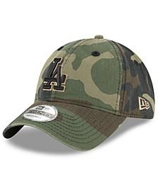 Los Angeles Dodgers Camo Core Classic 9TWENTY Cap