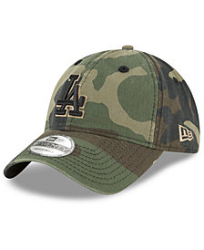 New Era Los Angeles Dodgers Camo Core Classic 9TWENTY Cap