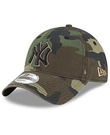 New York Yankees Camo Core Classic 9TWENTY Cap