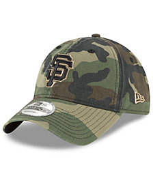 New Era San Francisco Giants Camo Core Classic 9TWENTY Cap