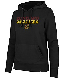 '47 Brand Women's Cleveland Cavaliers Wordmark Headline Hoodie