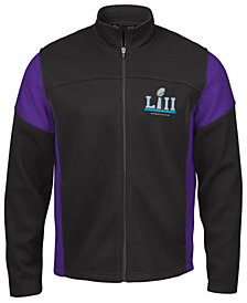 G-III Sports Men's Super Bowl LII Halftime Full-Zip Jacket