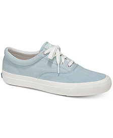 Keds Women's Anchor Ortholite® Lace-Up Fashion Sneakers
