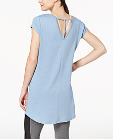 Ideology V-Back Tunic, Created for Macy's