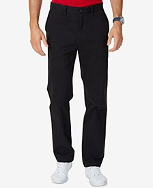 Big and Tall Men's Pants, Anchor Flat Front Twill Pants