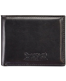 Levi's® Men's RFID Bifold Leather Wallet