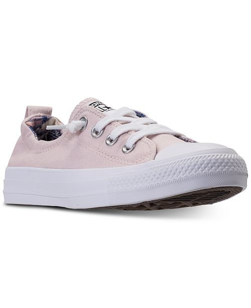 ae3e36201c2b ... Converse Women s Chuck Taylor Shoreline Ox Casual Sneakers from Finish  ...