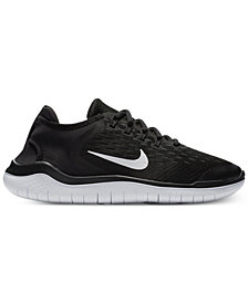 Nike Big Boys' Free RN 2018 Running Sneakers from Finish Line