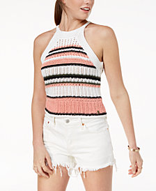 Roxy Juniors' Cotton Crop Top