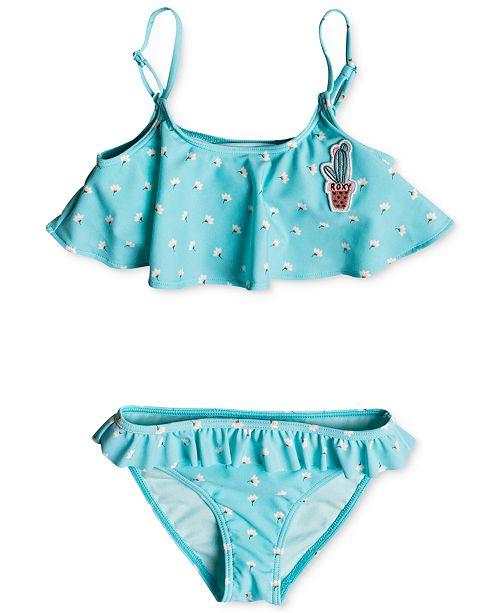 fb0da2e4f8cb9 ... Roxy 2-Pc. Floral-Print Bikini