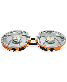 JetBoil Genesis 2-Burner Propane Stove from Eastern Mountain Sports