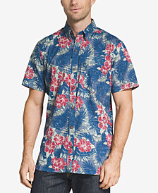 G.H. Bass & Co. Men's Salt Cove Printed Shirt
