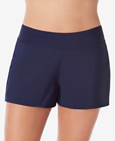 Swim Solutions Pull-On Swim Shorts