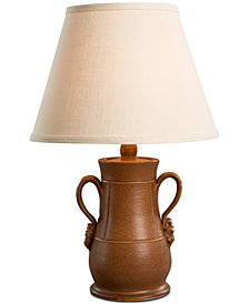 AHS Lighting Romana Clove with Grapes Table Lamp