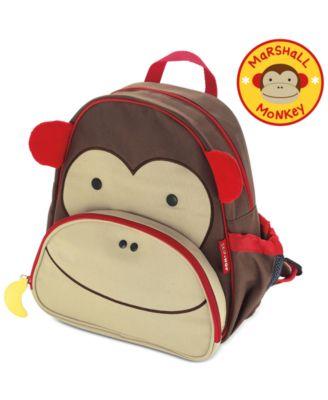 Little Boys & Girls Monkey Backpack