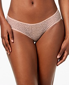 Modern Lace Sheer Hipster DK5014