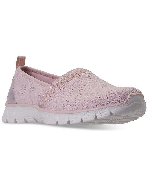 f12fc8250 ... Skechers Women s EZ Flex 3.0 - Breeze In Walking Sneakers from Finish  ...