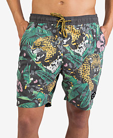 "Neff Men's Paradise 18"" Board Shorts"