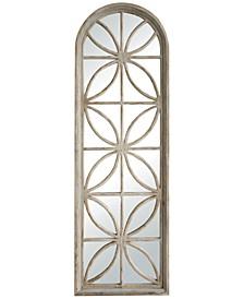 Fir Wood Framed Mirror