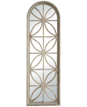 Image of Fir Wood Framed Mirror