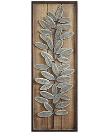 3R Studio Wood Vine Wall Hanging